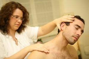 Raztezanje vratnih mišic